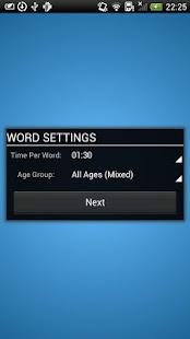 Social Charades App (free) - screenshot thumbnail