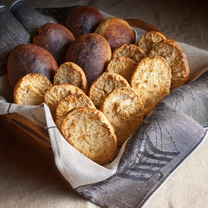 Swedish Bread Rolls Recipe