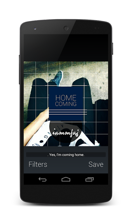 InstaFlikr Downloader - screenshot