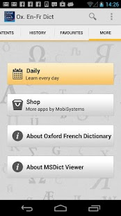 Oxford French Dictionary TR|玩書籍App免費|玩APPs