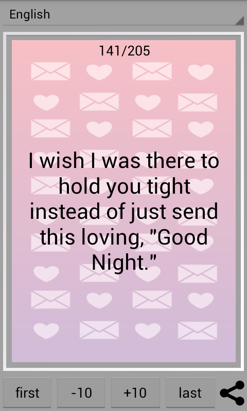 Love SMS & Love Letters Google Play Store revenue &