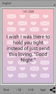 love sms love letters screenshot thumbnail