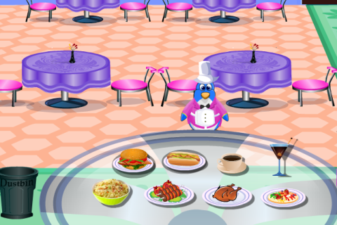 NY Penguin Cooking Restaurant