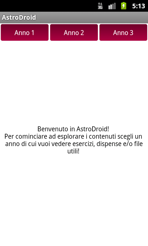 AstroMoodle - AstroDroid- screenshot
