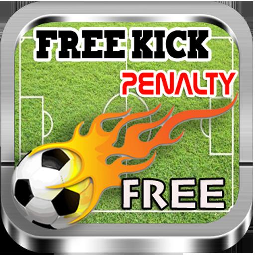 3D  罰球免費足球 LOGO-APP點子