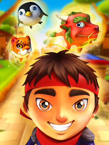 Ninja Kid Run Free - Fun Games v1.1.6