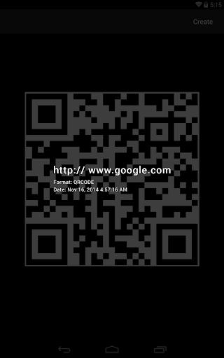 Barcode Scanner QR code