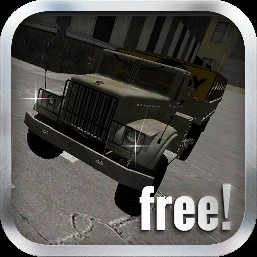 军用车辆模拟器 模擬 App LOGO-硬是要APP