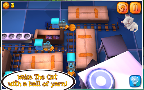 Wake the Cat- screenshot thumbnail