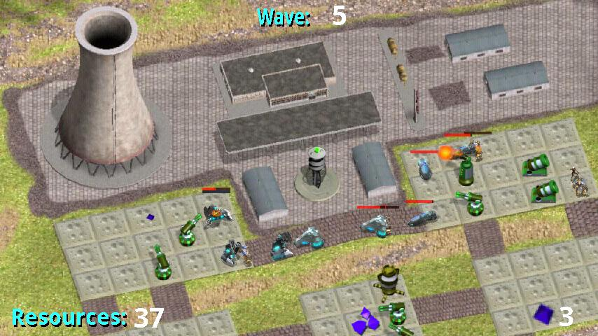 Tower Raiders 2 FREE- screenshot