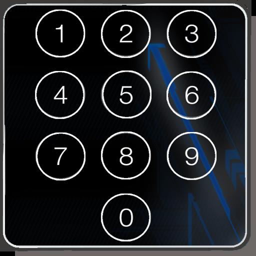 密碼鎖屏 工具 LOGO-玩APPs