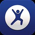 MapMyFitness Workout Trainer logo