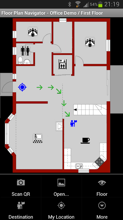 Floor Plan Navigator- screenshot