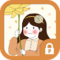 Dali fall in love protector icon