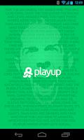 Screenshot of PlayUp