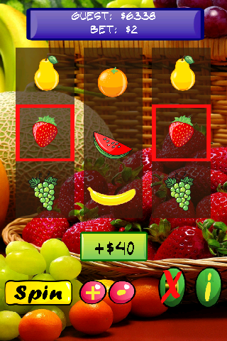 Slots Fruits - Slot Machines - screenshot