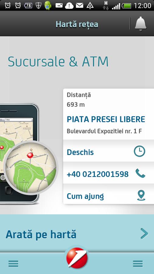 Mobile B@nking by Unicredit Ti - screenshot