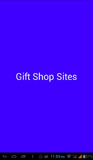 Gift Shop Sites