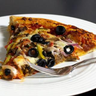 Chunky Tomato Pizza Sauce