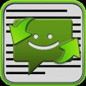 SMS to PDF icon