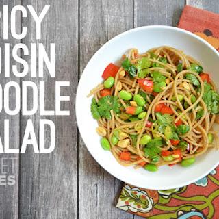 Spicy Hoisin Noodle Salad.