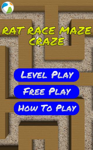 Rat Race Maze Craze