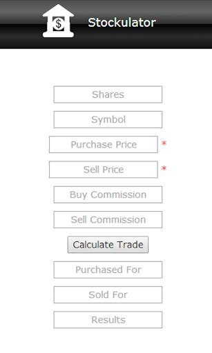 Stockulator