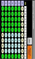 Screenshot of Blackjack Strategy Card:Custom