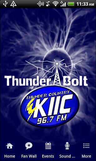 KIIC Thunder Bolt