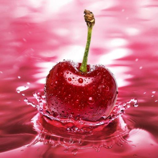Sweet Cherry Live Wallpaper