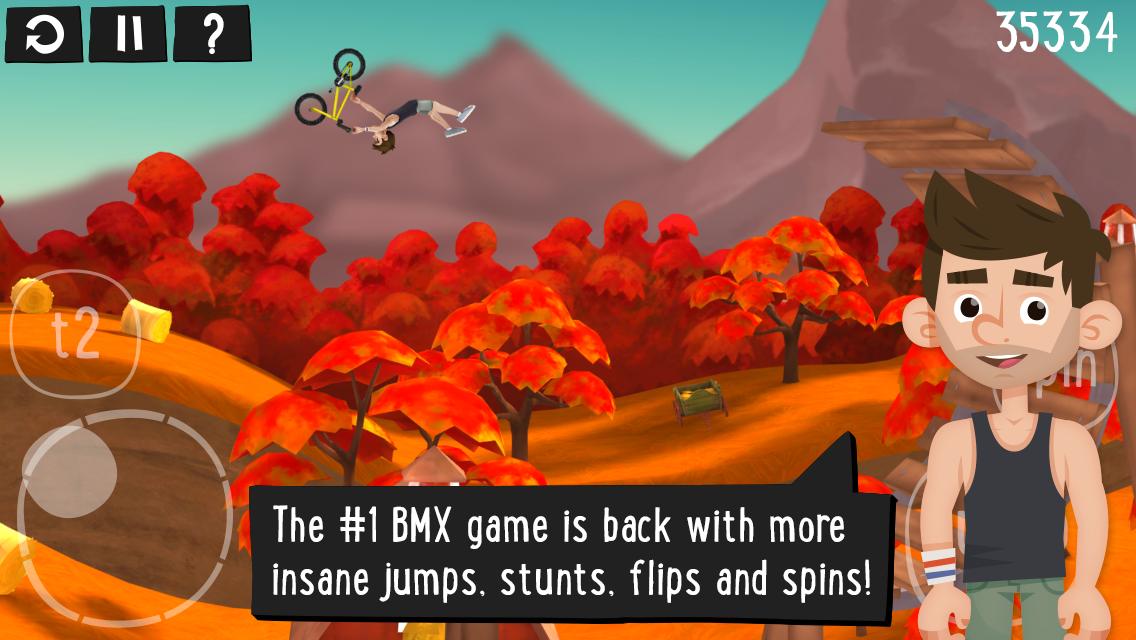 Pumped BMX 2 screenshot #1
