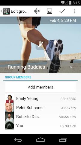 android Threema Screenshot 8