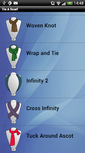 Tie A Scarf and Shawl Pro- screenshot thumbnail