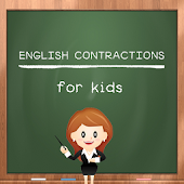 English Contractions For Kids
