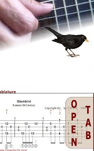 Blackbird for Guitar - screenshot thumbnail