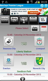 Barclays Premier League - screenshot thumbnail