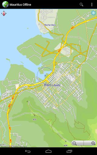 玩免費旅遊APP|下載Offline Map Mauritius app不用錢|硬是要APP