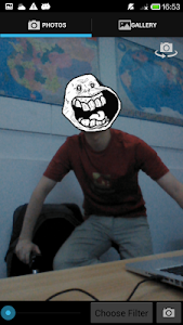 Rage Face Photo screenshot 6