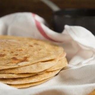 Plain Paratha (An Indian Flat Bread).