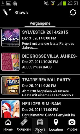 VILLA18 Dance Club Detmold