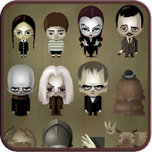 The Addams Memory Game