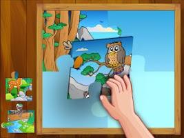 Screenshot of Animal Puzzle Kids + Toddlers