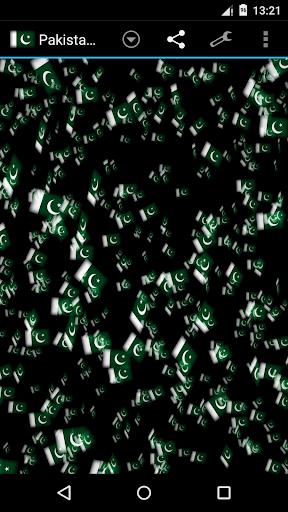 Pakistan Storm 3D Wallpaper