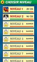 Screenshot of 4 Images 1 Mot:Quel est le mot