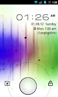 Go Locker Inverted ICS Theme- screenshot thumbnail