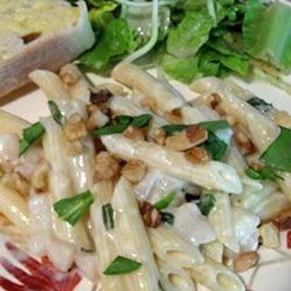 Gorgonzola Pear Pasta.
