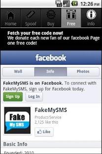 Prank Text Messages - screenshot thumbnail