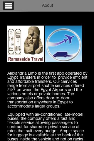 Alexandria Transfers