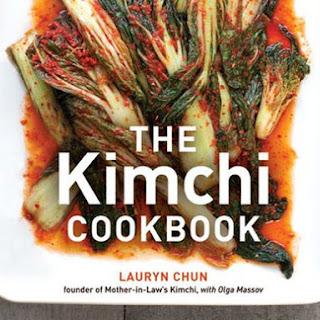 Sweet Rice Flour Porridge from 'The Kimchi Cookbook'