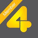 X4L Member app icon